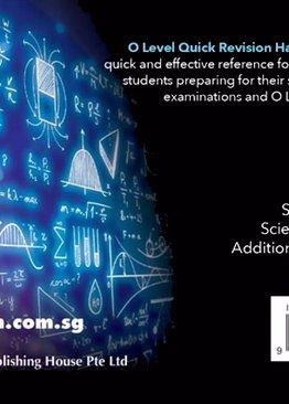 O-level Maths Quick Revision Handbook QR (3RD EDT)