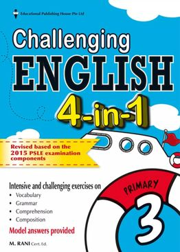Challenging English 4-In-1 3