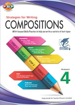 Primary 4 - Strategies for Writing Compositions
