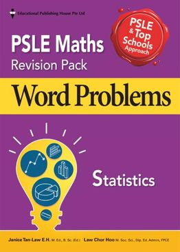 PSLE Maths Revision Pack Word Problems - Statistics
