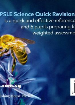 PSLE Science Quick Revision Handbook QR (3RD EDT)
