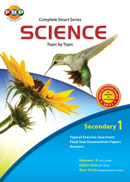 Secondary 1  - Complete Smart Series Science - 2021