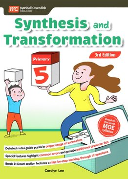 Synthesis & Transformation Primary 5 (3E)