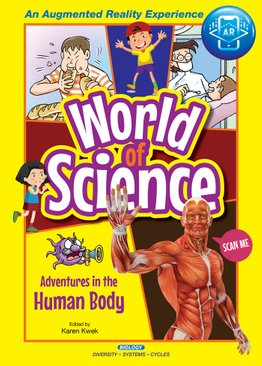 World of Science Comics: Adventures in Human Body