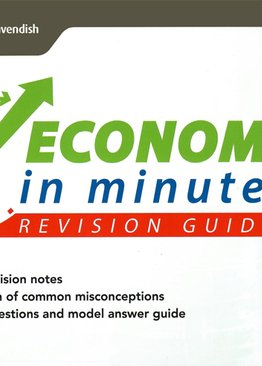 A LEVEL REVISION GUIDE  H1/H2 ECONOMICS IN MINUTES