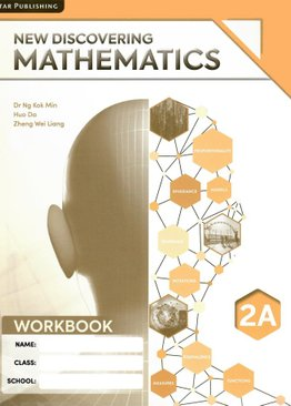 New Discovering Mathematics Workbook 2A (Exp)