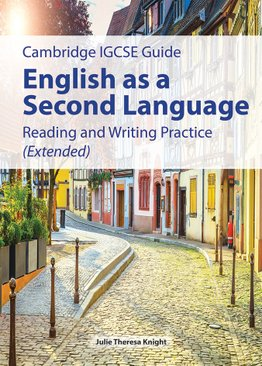 IGCSE Guide - English as a Second Language  (Extended)