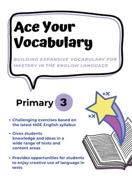 Ace Your Vocabulary Primary 3