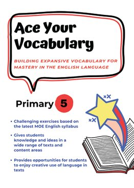 Ace Your Vocabulary Primary 5