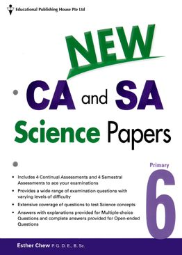 New CA and SA Science Papers 6