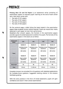 New CA and SA Science Papers 4