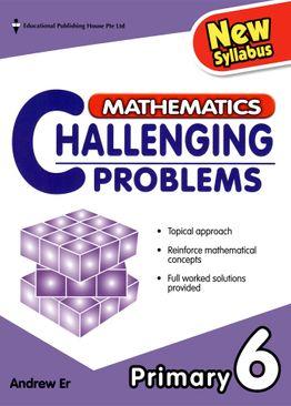 Mathematics Challenging Problems 6