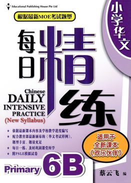 Chinese Daily Intensive Practice 华文每日精练 6B New Syllabus