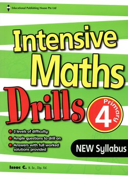 Intensive Maths Drills 4