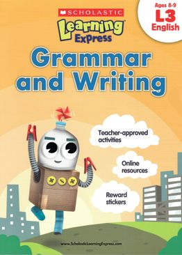 Learning Express L3: Grammar and Writing