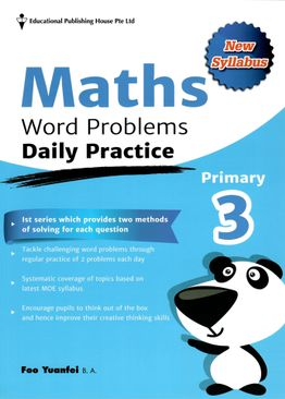 Maths Word Problems Daily Practices 3