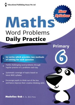 Maths Word Problems Daily Practices 6