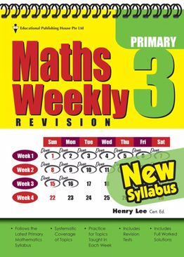 Maths Weekly Revision 3