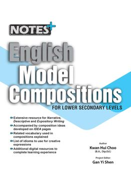 Notes+ English Model Compositions For Lower Secondary Levels