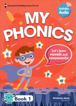 My Phonics Book 1