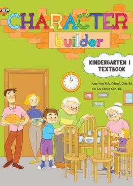My character Builder - Kindergarten 1