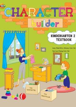 My Character Builder - Kindergarten 2