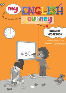 My English Journey - Nursery Workbook
