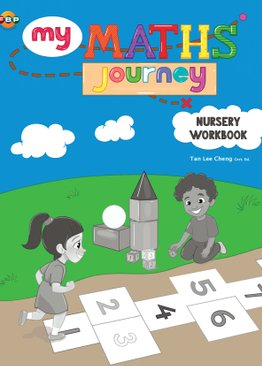 My Maths Journey - Nursery Workbook