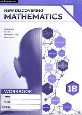 New Discovering Mathematics Workbook 1B (Exp)