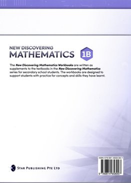 New Discovering Mathematics Workbook 1B (Exp)