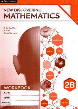New Discovering Mathematics Workbook 2B (Exp)