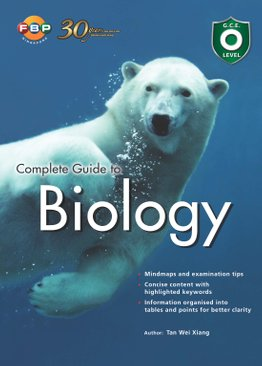 O Level - Complete Guide to Biology