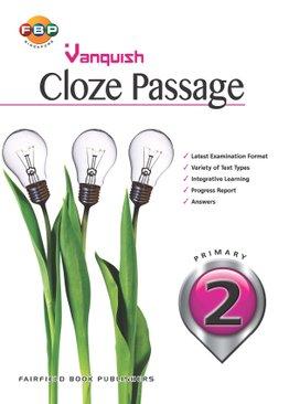 Primary 2 - Vanquish Cloze Passage