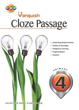 Primary 4 - Vanquish Cloze Passage