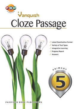 Primary 5 - Vanquish Cloze Passage