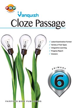 Primary 6 - Vanquish Cloze Passage