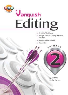 Primary 2 - Vanquish Editing