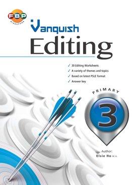 Primary 3 - Vanquish Editing