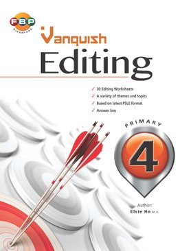 Primary 4 - Vanquish Editing