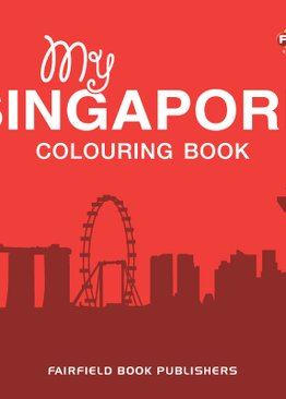 My Singapore - Colouring