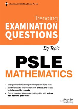 PSLE Maths Trending Exam Questions