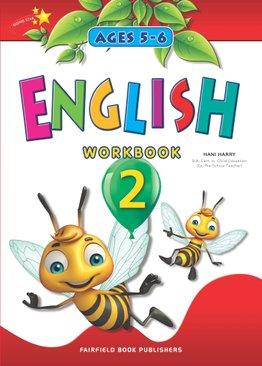 Rising Star - English Work Book 2