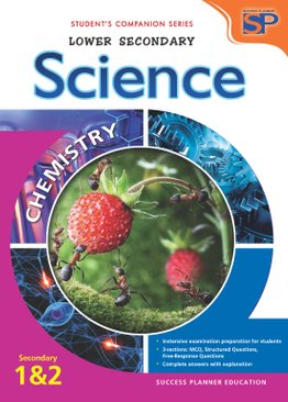 Secondary 1&2 - Lower Secondary Science Chemistry (SP)