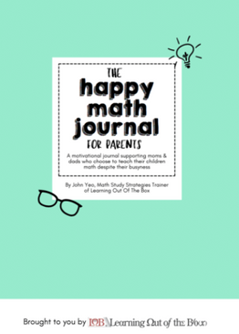 P1-6. My Happy Math Journal (For Parents)