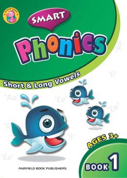 Smart Phonics - (6 Books)