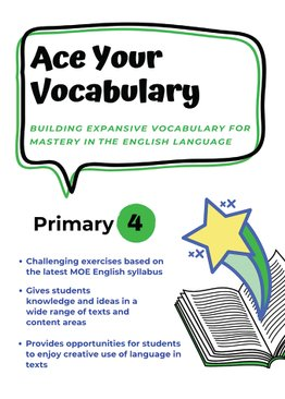 Ace Your Vocabulary Primary 4