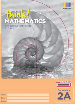 Think! Mathematics Secondary Workbook 2A (Exp)
