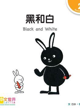 Level 2 Reader: Black and White 黑和白