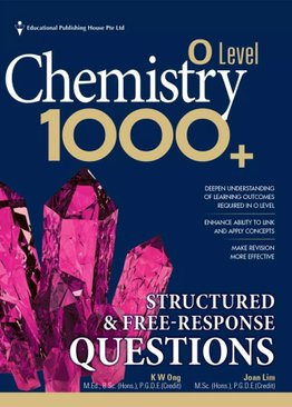O-level Chemistry 1000+ Structured & Free Response Questions QR