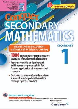 Conquer Mathematics Secondary 1 (New Syllabus)